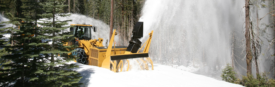 Kodiak America | Industrial & Commercial Snow Removal Equipment