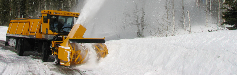 Industrial Snow Blowers : Chassis kodiak america industrial and commercial snow